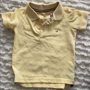 Tommy Hilfiger baby polo shirt
